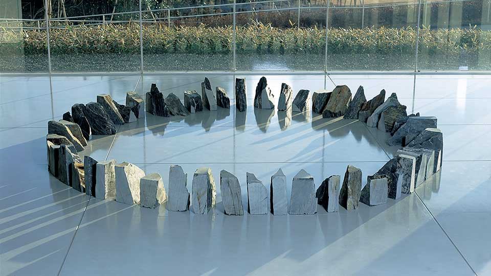 image of Newlyn Circle | Richard LONG