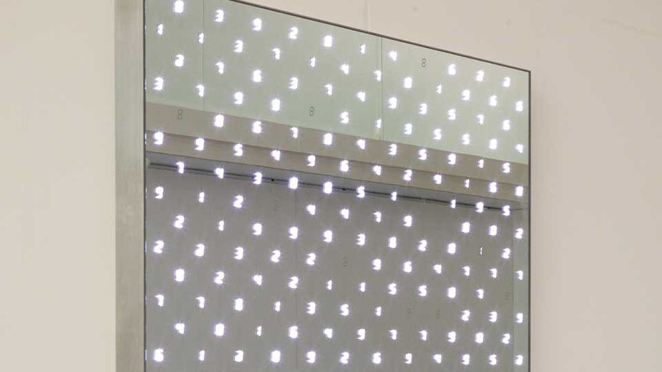 image of Changing Time with Changing Self No.25-W | Tatsuo MIYAJIMA