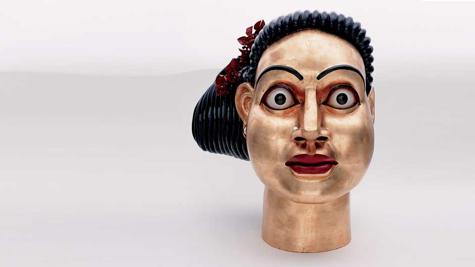 image of Woman from Kapulapadu  | リチャード・ロング