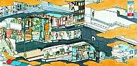 地下鐵道乃圖/2007/撮影:宮島径の画像