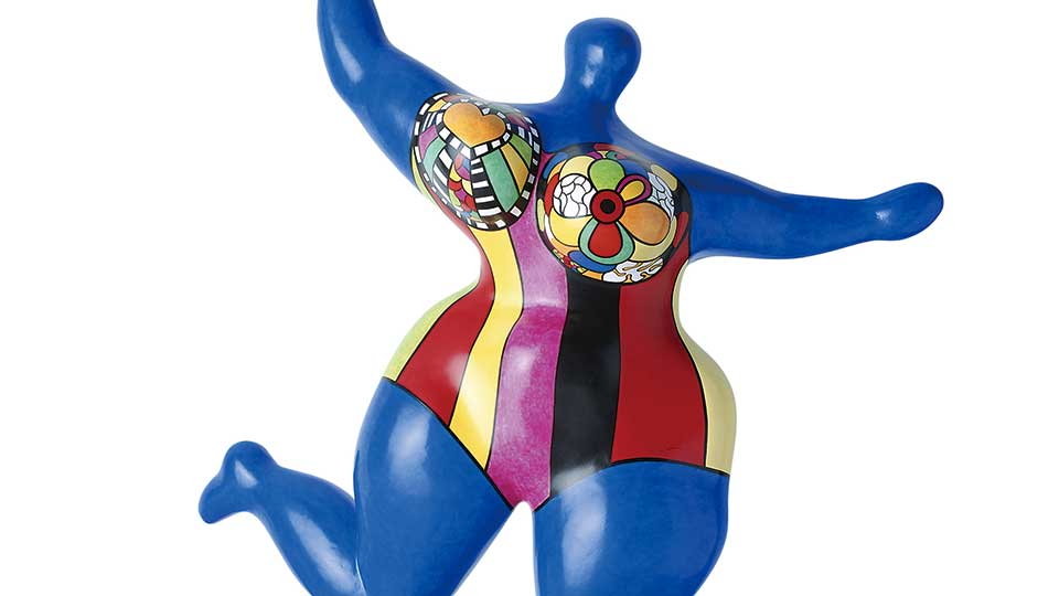image of Dawn Blue | Niki de SAINT PHALLE