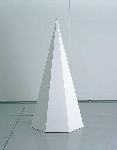 image of ピラミッド #2 | ソル・ルウィット